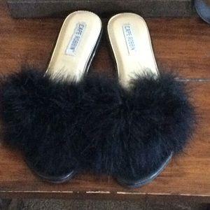 Cape Robbin sandals.